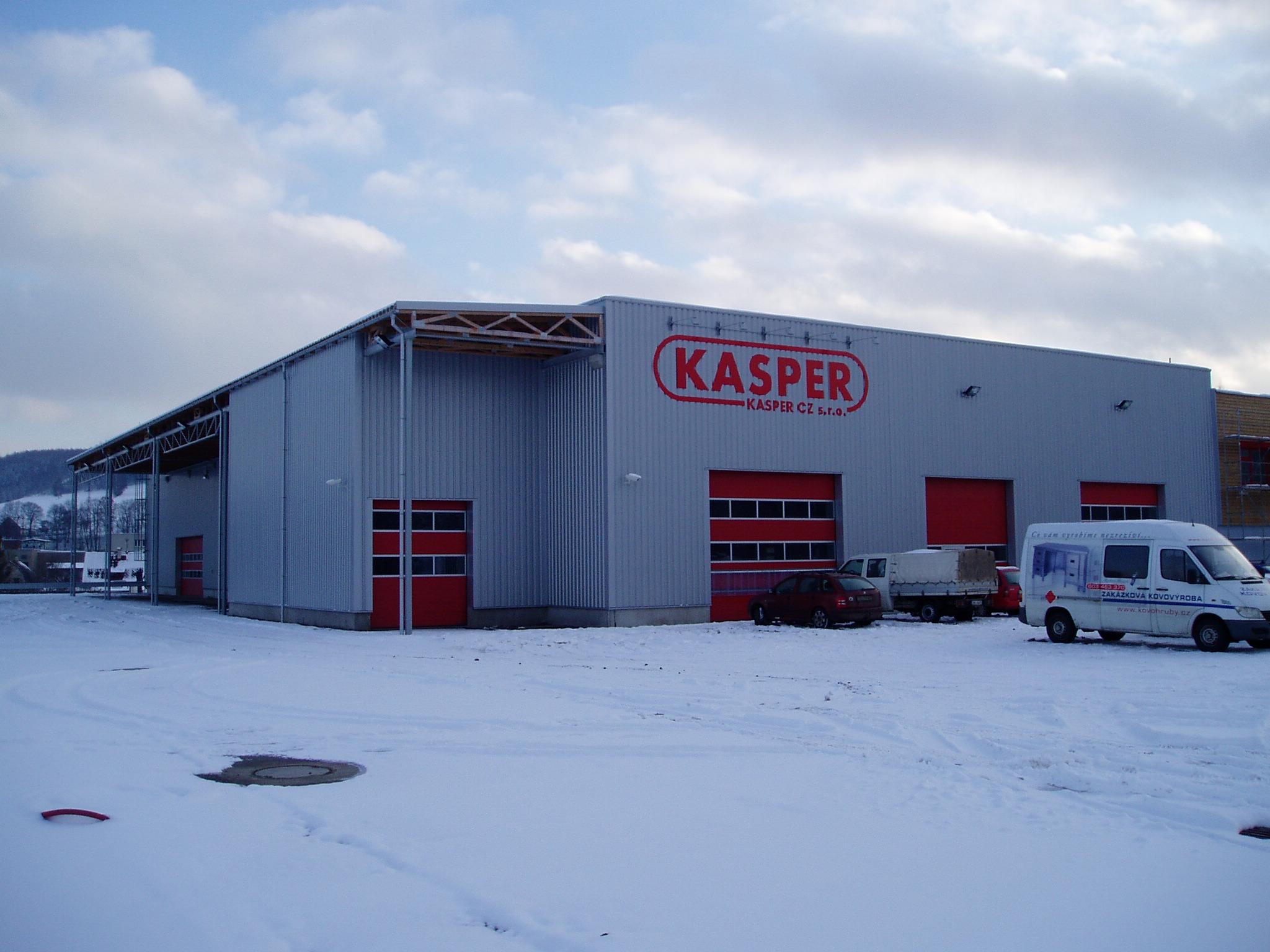 Skládaný plášť - Kasper Trutnov
