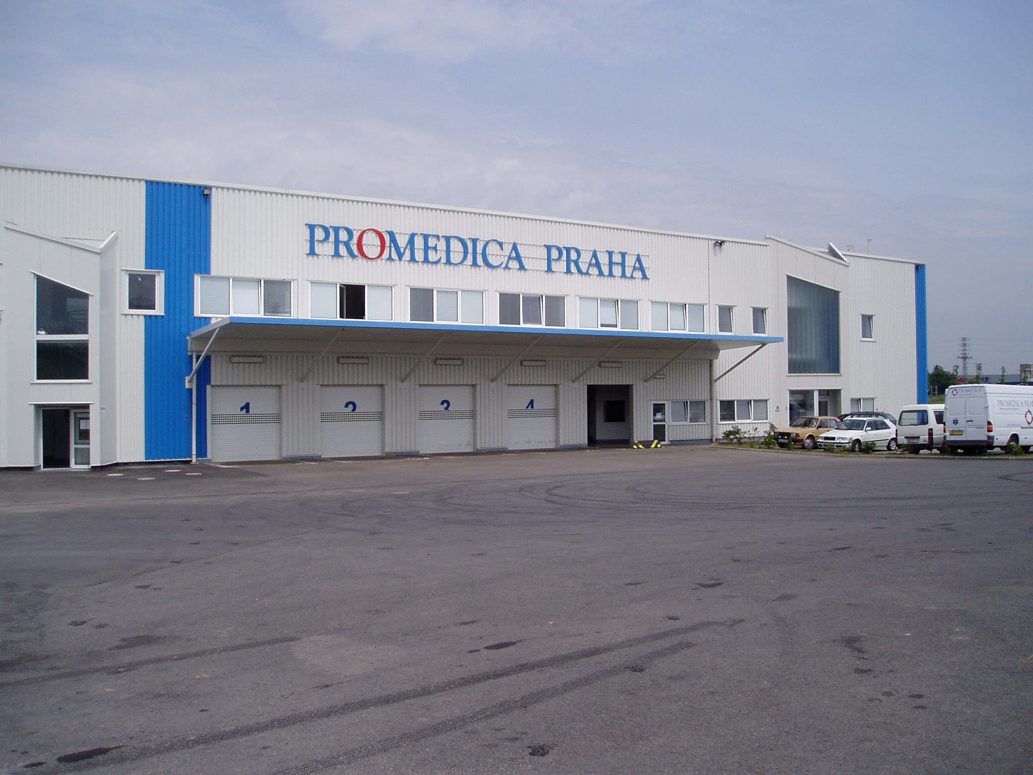 Promedica Praha Group 2. etapa